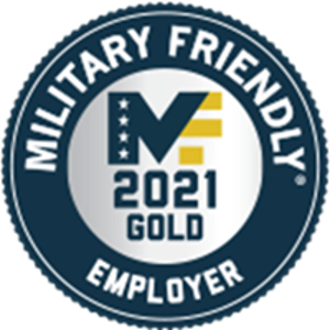 Military Friendly Employers 2021