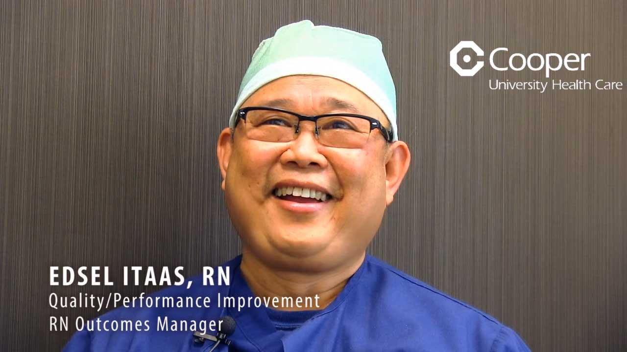 In Their Own Words: Edsel Itaas, RN