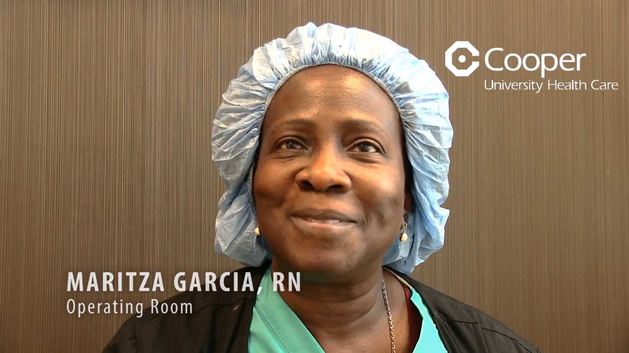 In Their Own Words: Maritza Garcia, RN