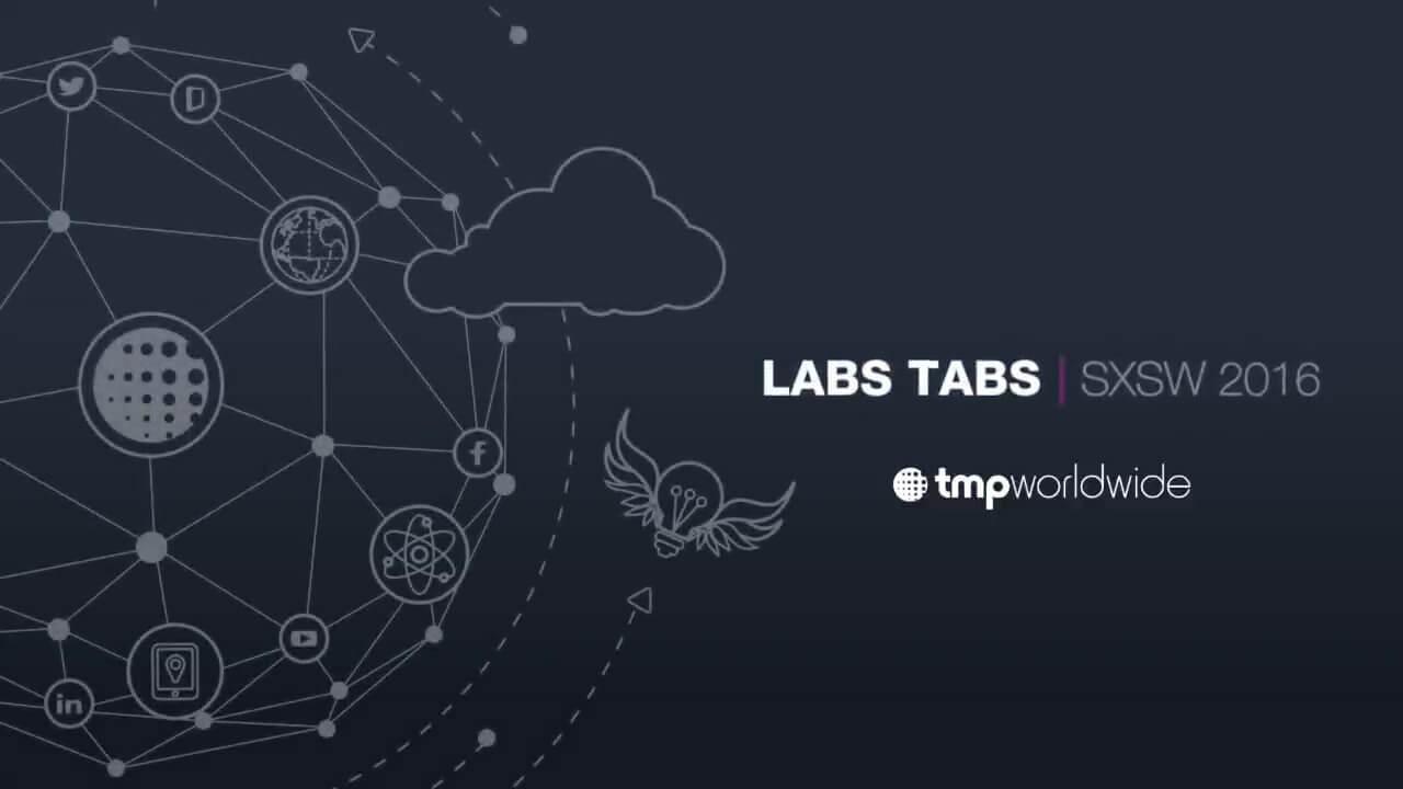 TMP Labs - SxSW 2016