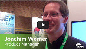 Joachim Werner, Product Manager