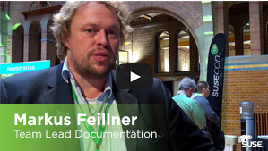 Markus Feillner, Team Lead - Documentation