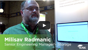 Milisav Radmanic, Senior Engineering Manager - Storage