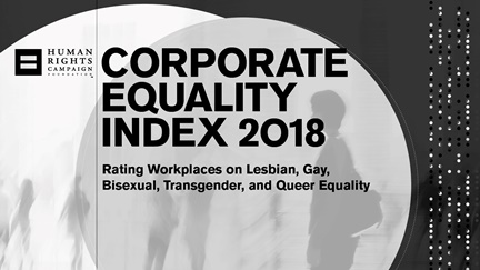 Corporate Equality Index 2018