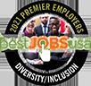 2021 Premier Employers - Diversity/Inclustion - Best Jobs USA