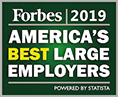 Forbes 2019 American's Best Large Employers
