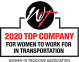 2020 Top Company for Women to Work for In Transportation