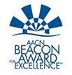 AACN beacon award for excellence