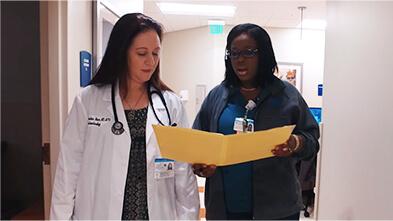 Meet Dr. Carrie Firestone Baum - The Division of Gastroenterology at Nicklaus Children's (Video)