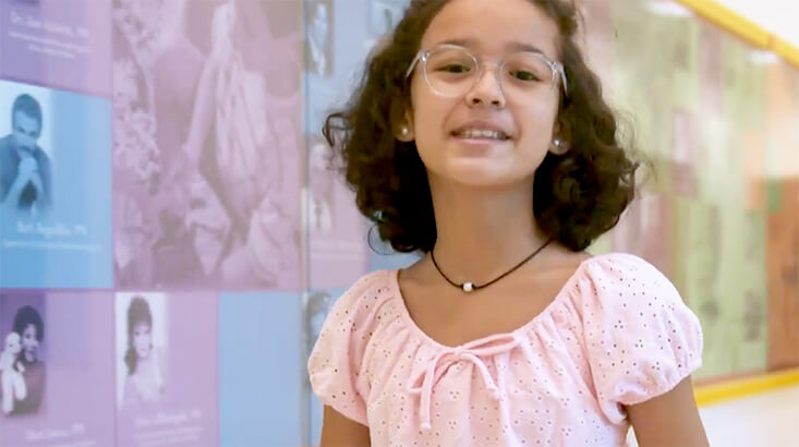 Take a Tour of Nicklaus Children's Hospital with Maja (Video)