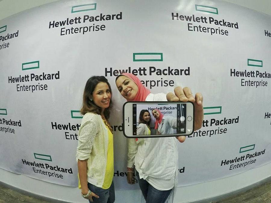 Working at Hewlett Packard Enterprise Company