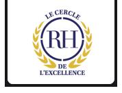 Le Cercle de l'Excellence RH award logo