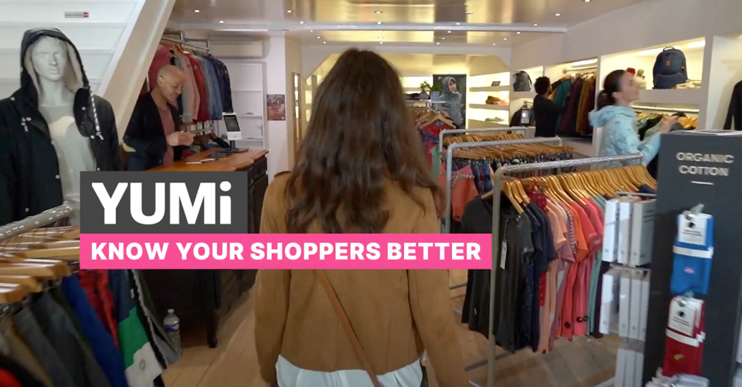 video thumbnail for YUMI can reinvent your in-store experience!