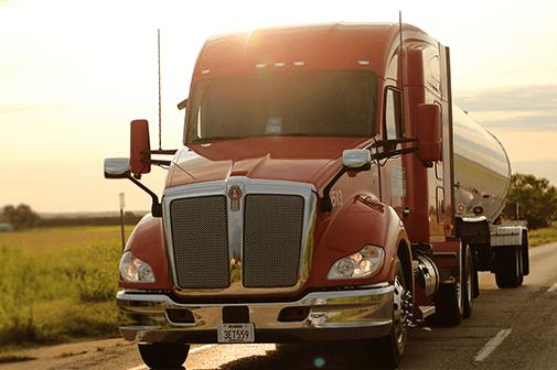 Groendyke Truck