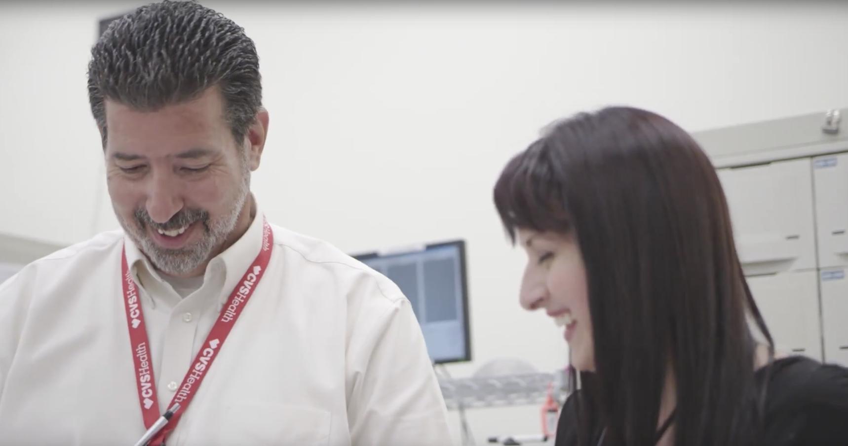 Pharmacists' Impact at CVS Health; PACE programs