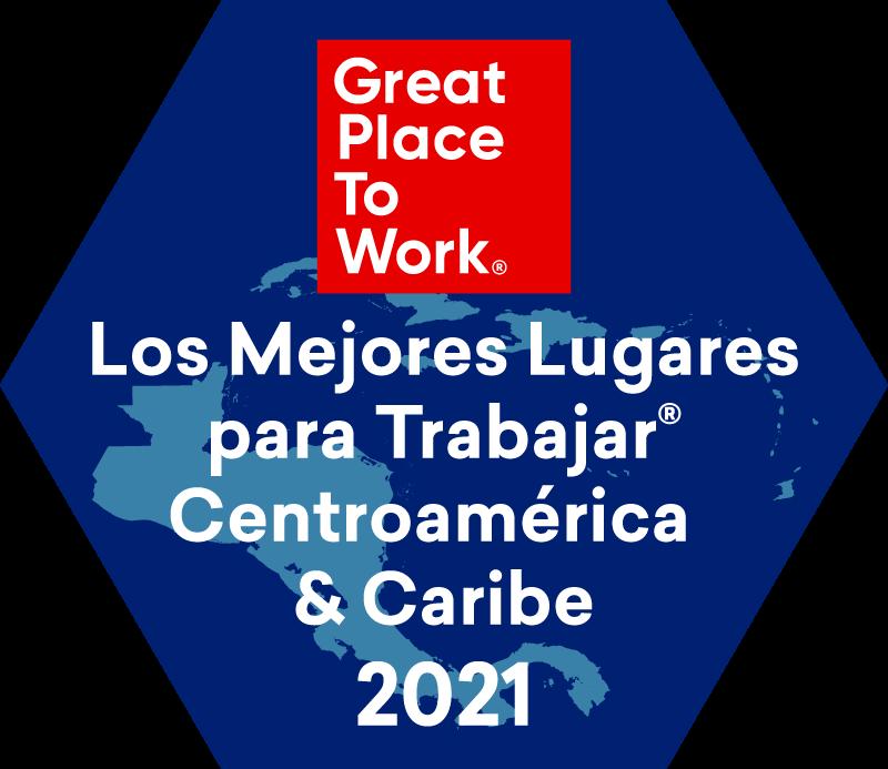 Dell Technologies dentro de los Mejores Lugares para Trabajar en Centroamérica y el Caribe 2021