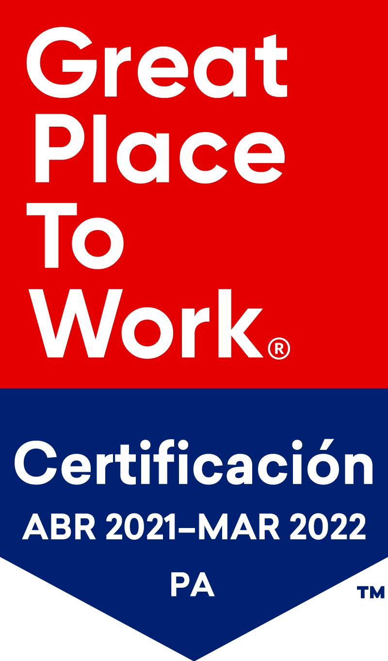 Dell Technologies Mejor Lugar para trabajar en Panamá 2021