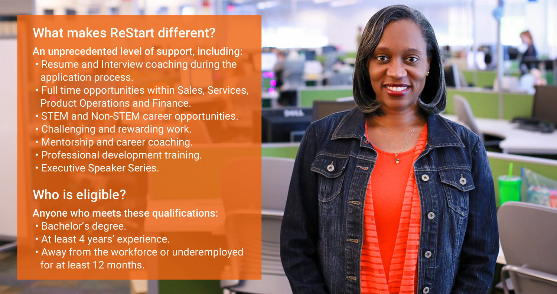 About Dell Career ReStart Program