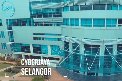Dell Malaysia Cyberjaya office