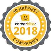 50 Happiest Companies 2018