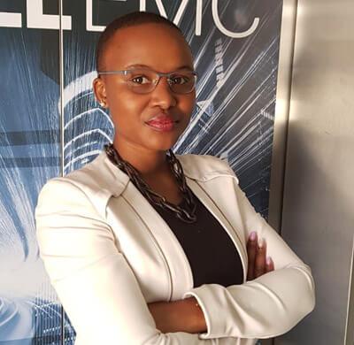 Thabisa Ntanjana - Inside Sales Representative  - South Africa