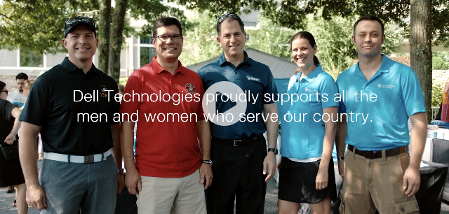 The Veteran Experience at Dell - Active Duty Supports