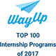 Way Up - Top 100 Internship Programs 2017