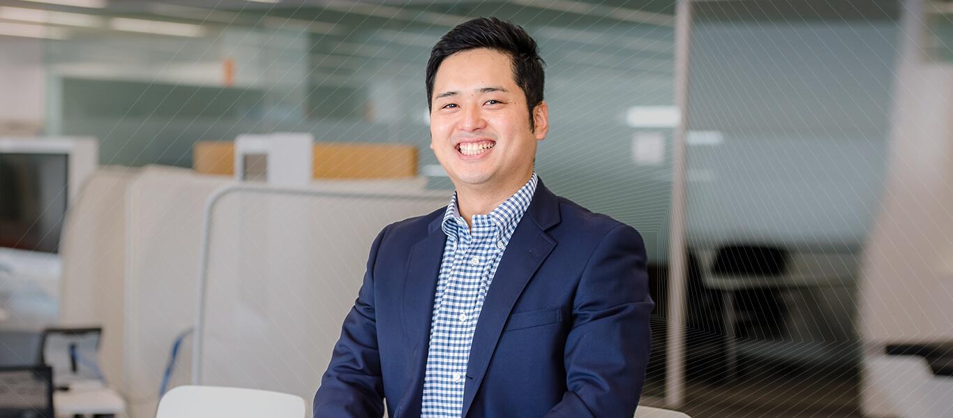 Kiichi, People Development Manager