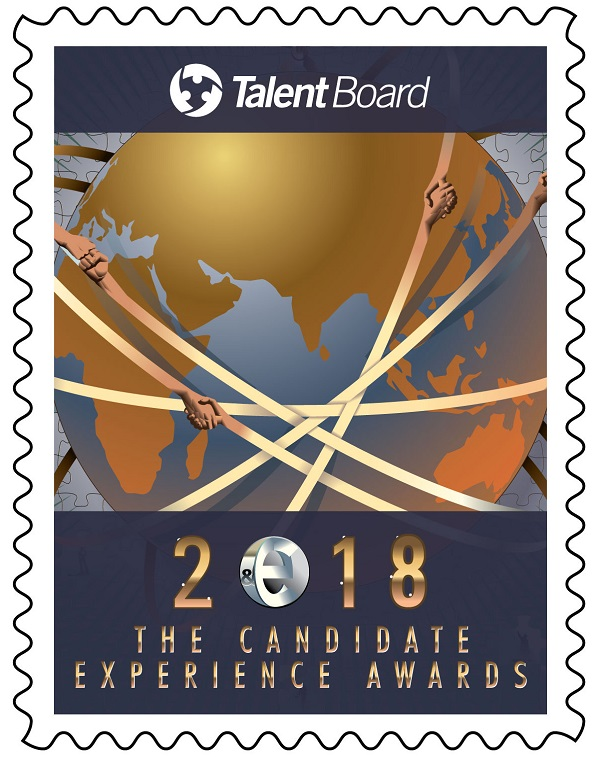 2018 The Candidate Experience Awards