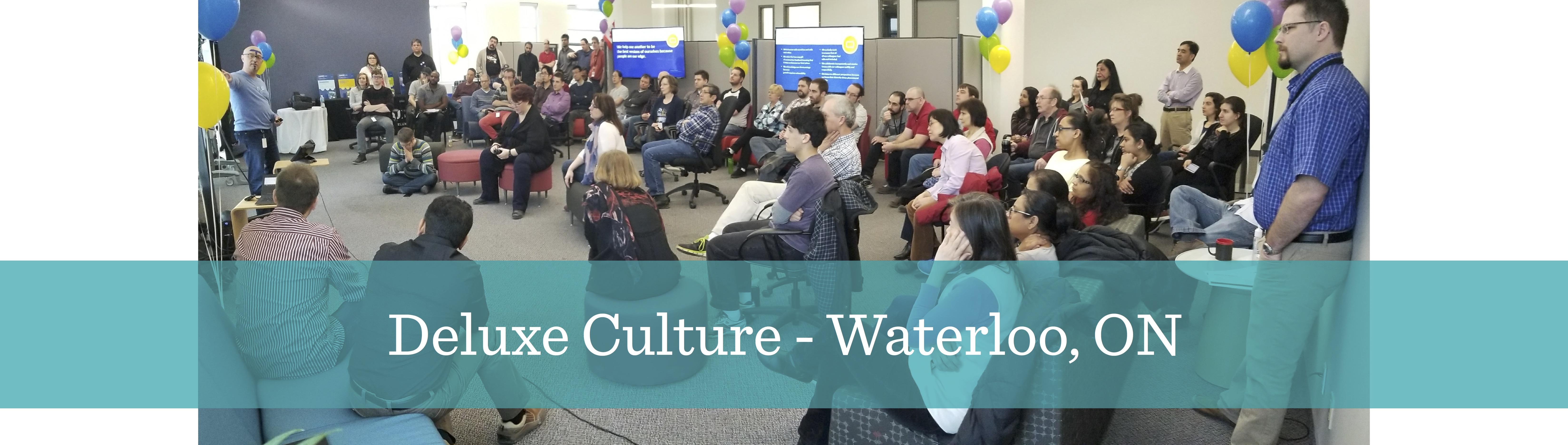 Deluxe Culture - Waterloo, ON