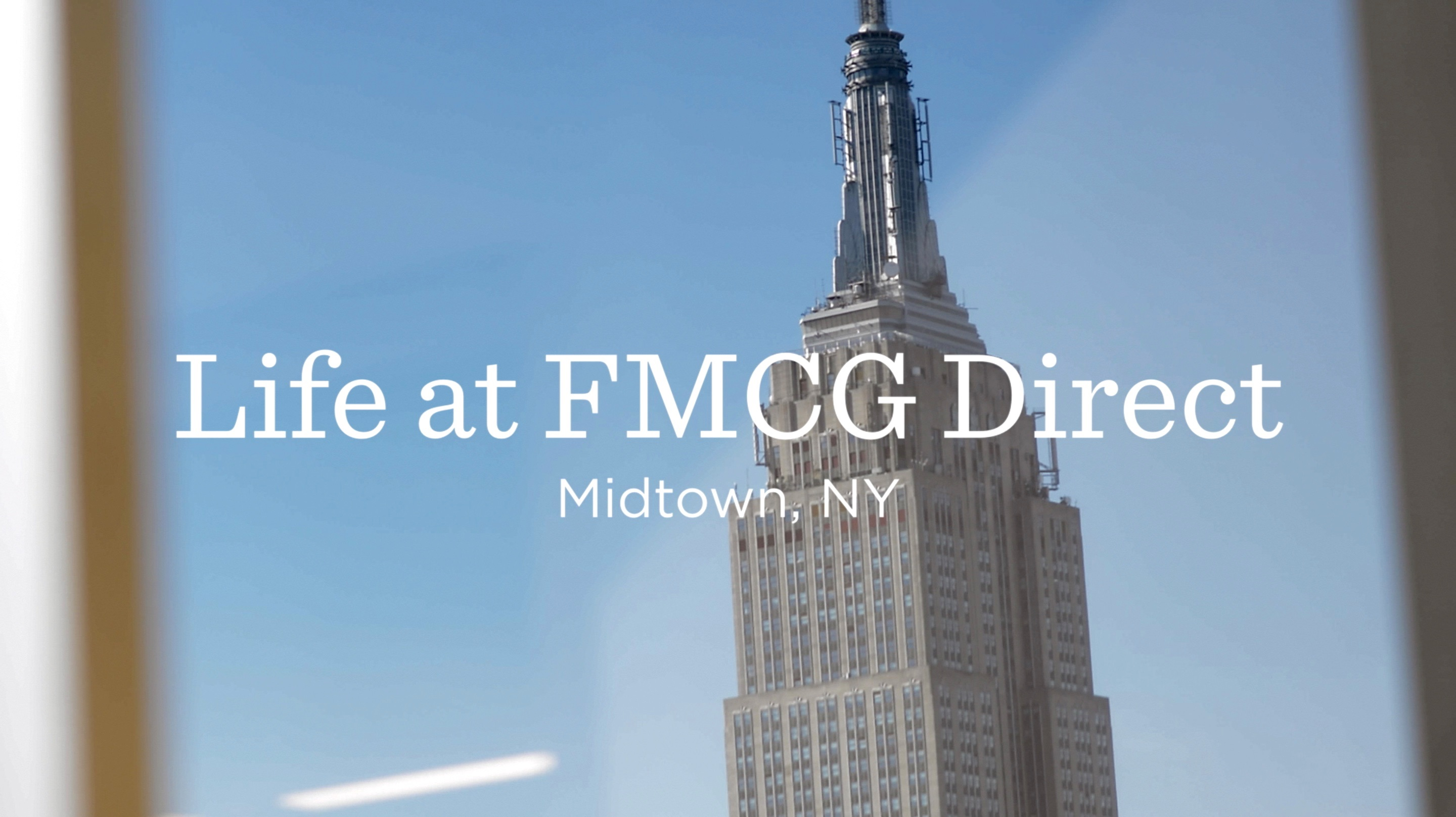 Deluxe Culture - FMCG New York (Video)