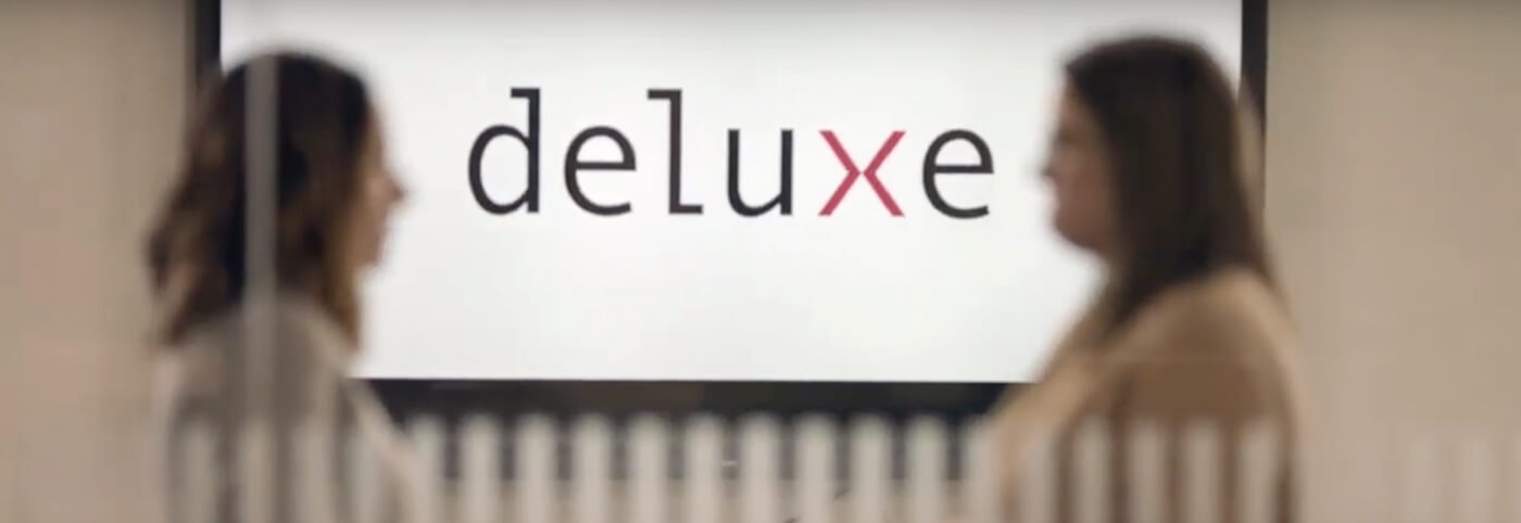 Deluxe is transforming, evolving and changing