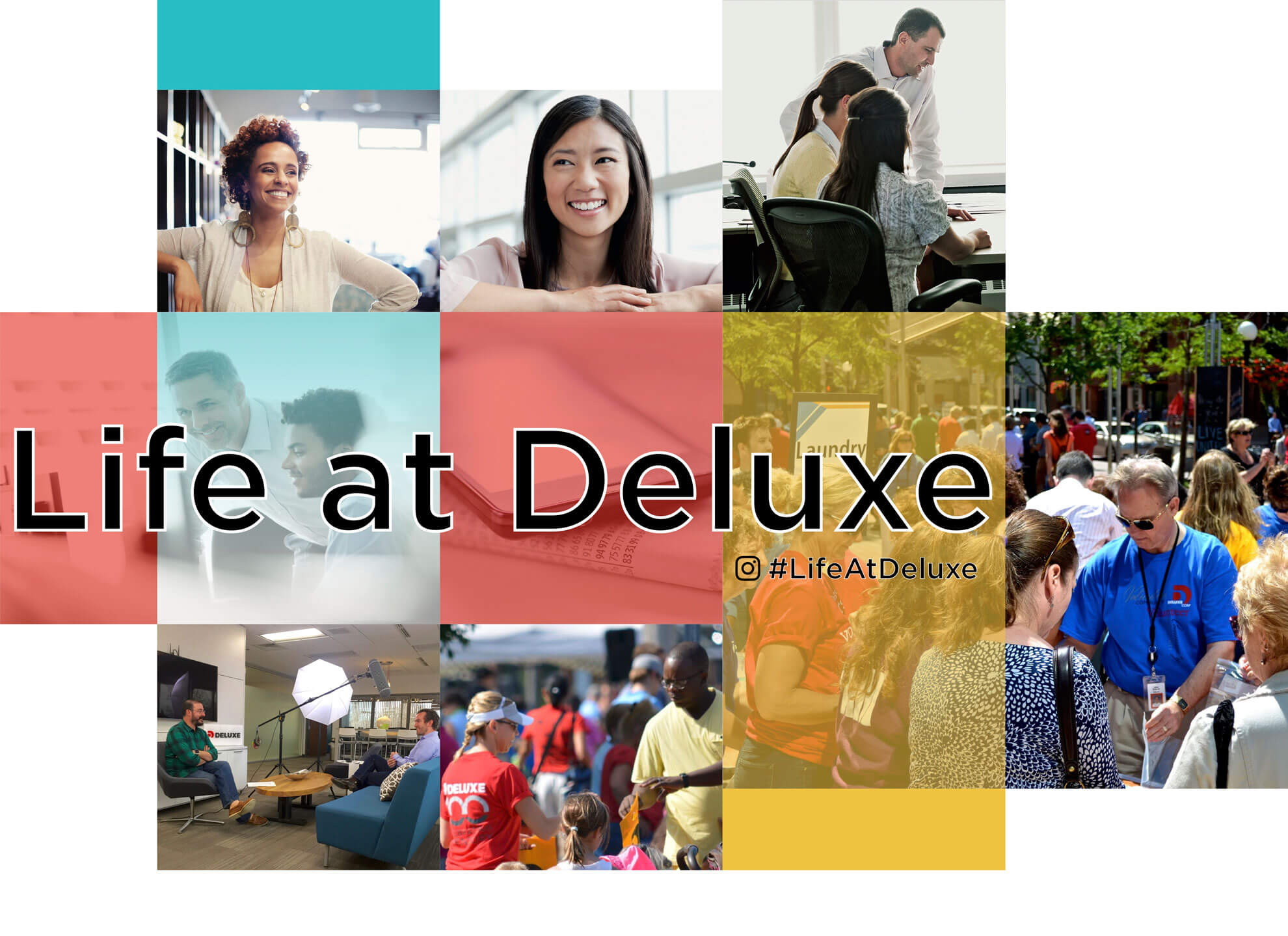 Life at Deluxe