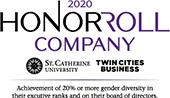 2020 Honor Roll Company Award Winner