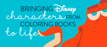 How_we_are_bringing_Disney_Characters_from_Coloring_Books_to_Life