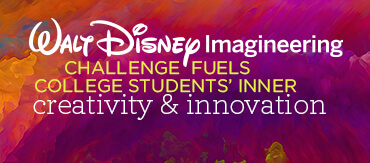 Imagineering Challenge Fuels College Students' Inner Creativity and Innovation