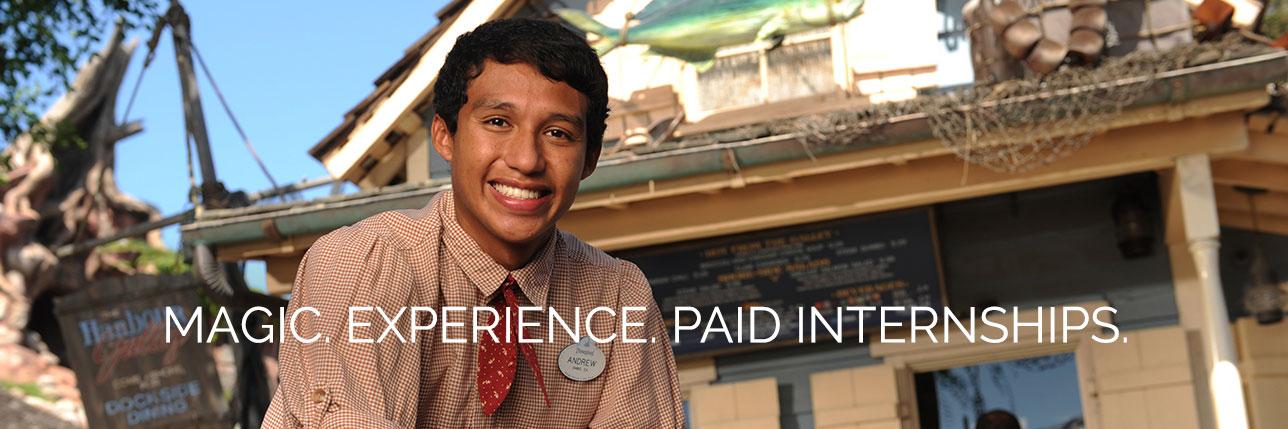 Disney Internships Summer 2020.Disney College Program