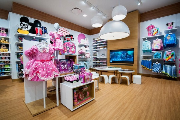 Disney Launches Innovative New E Commerce Destination And Prototype Store Design