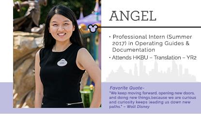 Angel's Profile