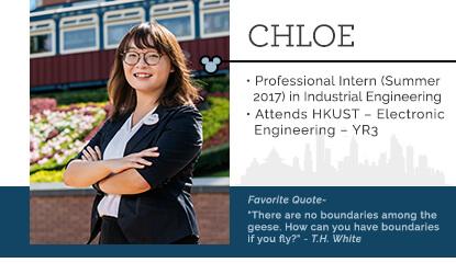 Chloe's Profile