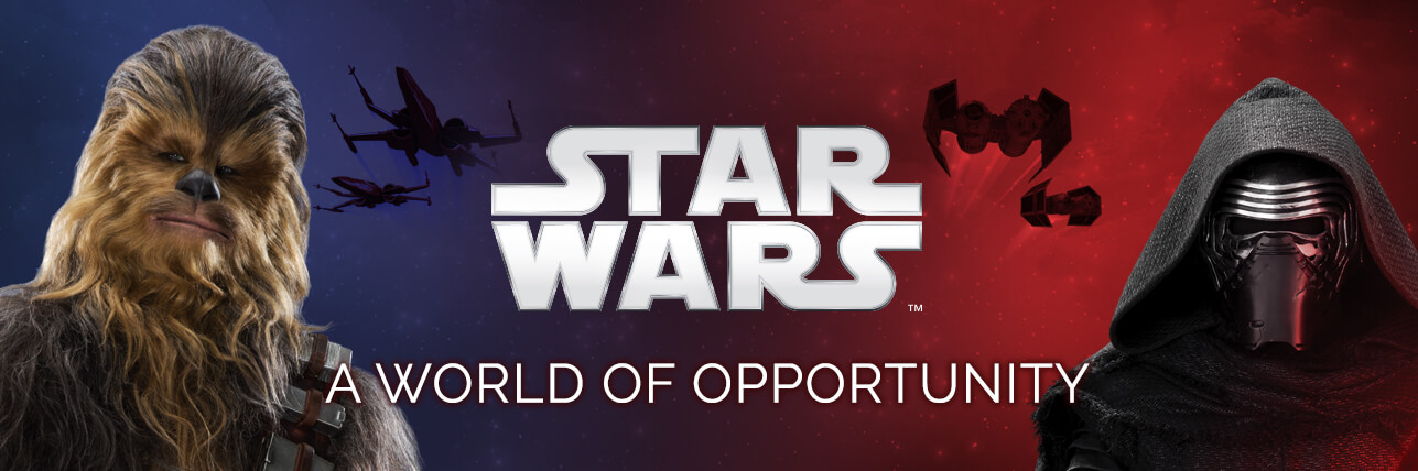 Star Wars: A World of Opportunity