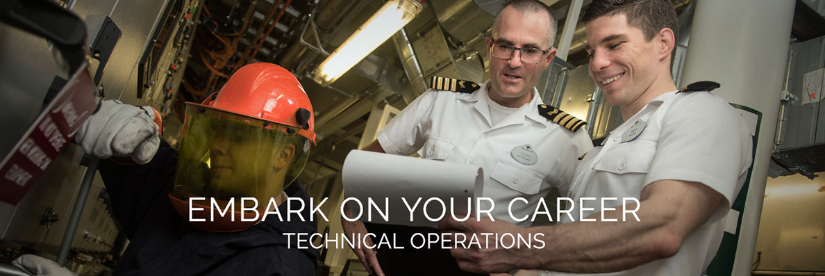 Marine & Technical Operations