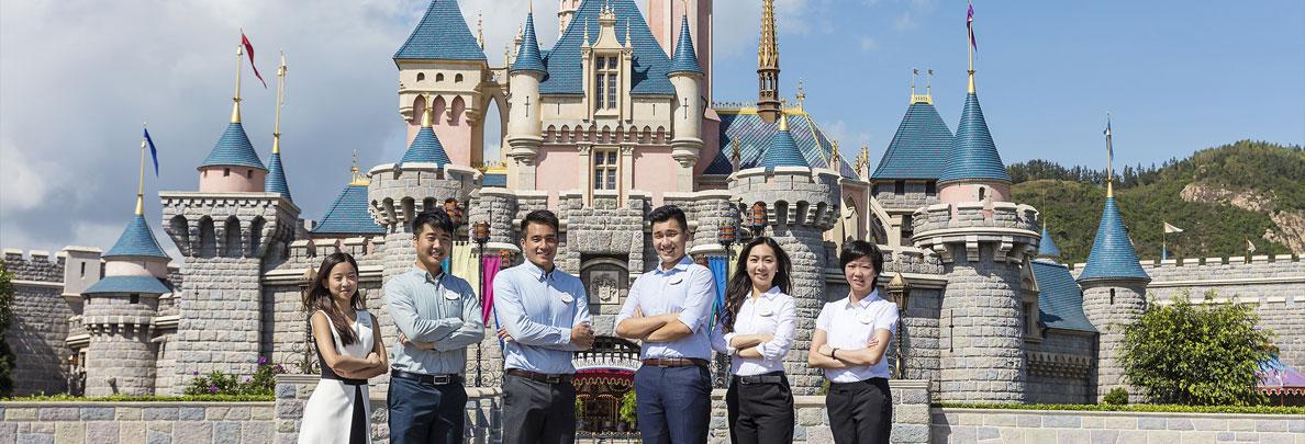 Hong Kong Disneyland Internships