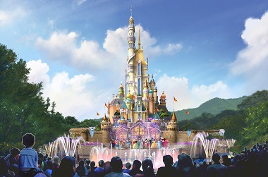 HKDL multi-year expansion plans