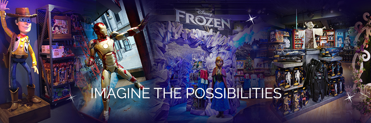 liquidation à chaud mieux sélectionner pour le meilleur Disney Store: Cast Member (Temporary) - Leicester ...