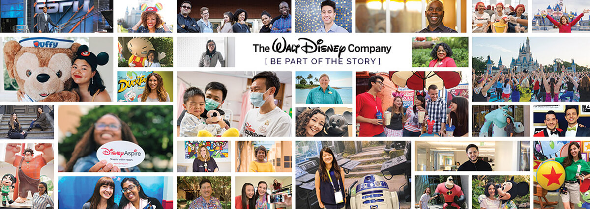 The Walt Disney Company: Be Part of the Story