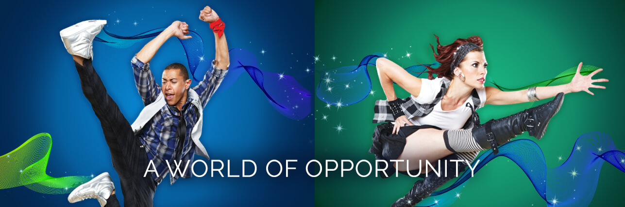 A World of Opportunity