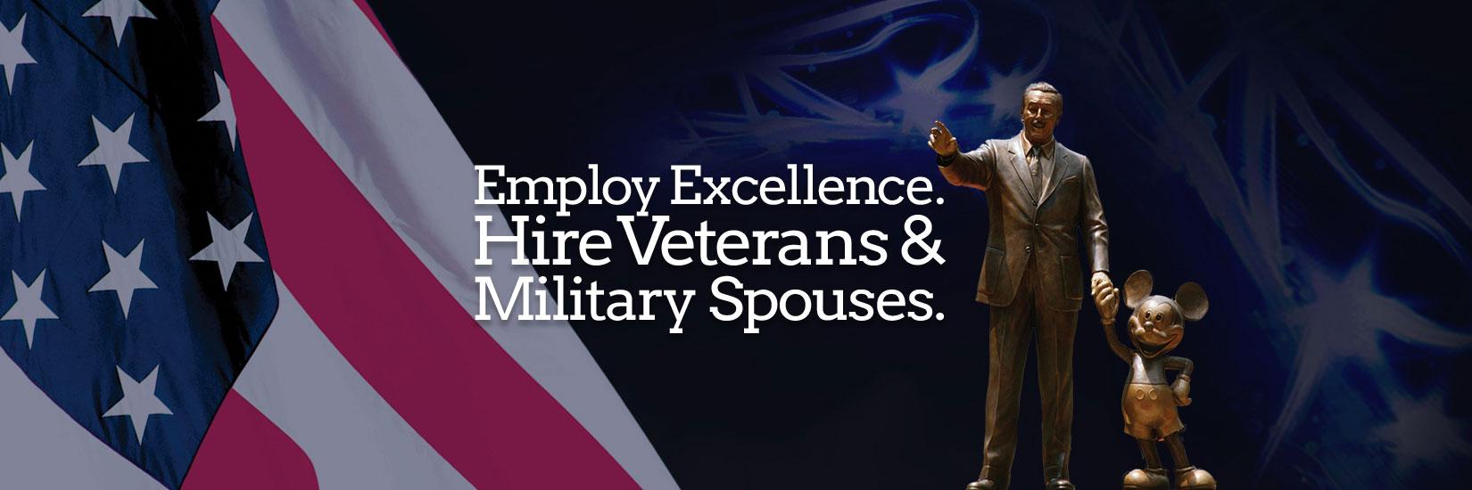 Employ Excellence. Hire Veterans.