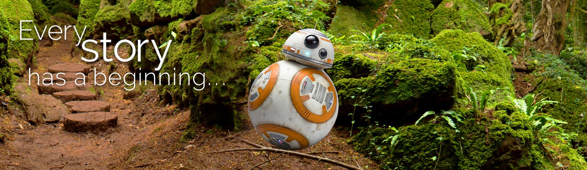 Every Story has a Beginning Lucasfilms BB-8