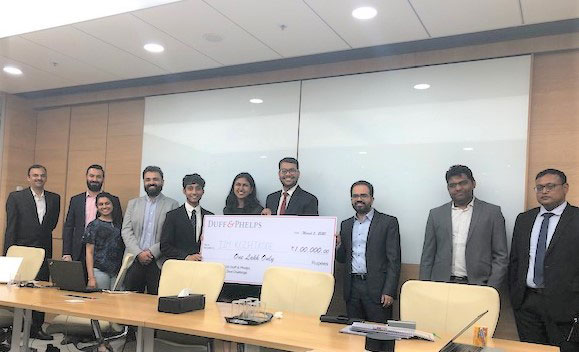 2020 YOUniversity Deal Challenge – Indian Institute of Management, Kozhikode Team, Judges